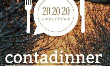 #Contadinner 20 20 20, molto più di una cena