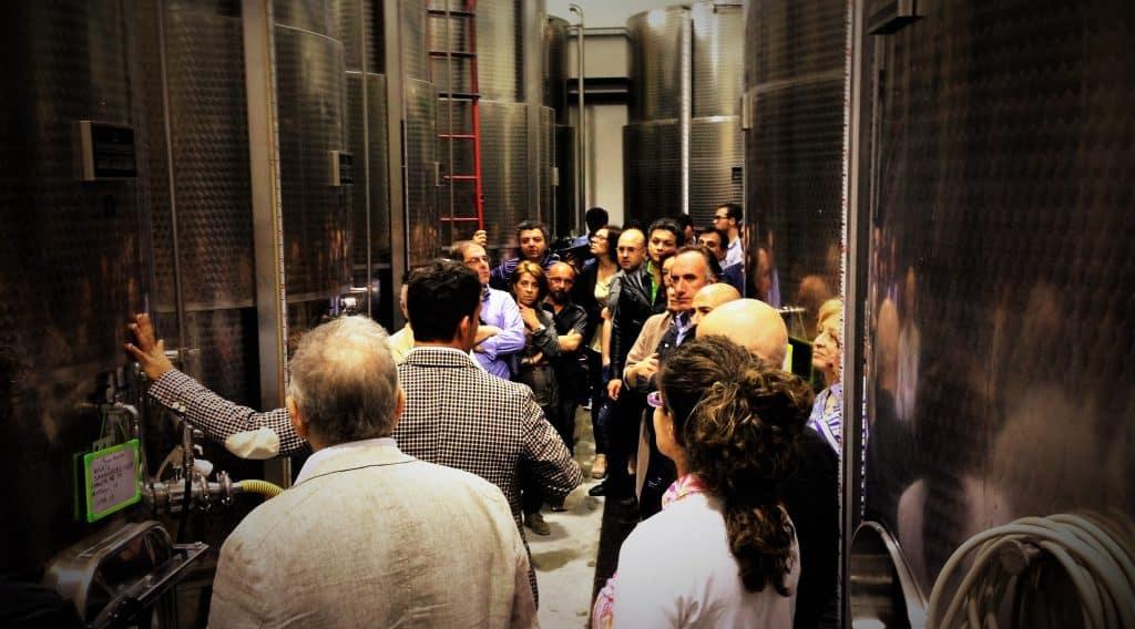 Sulle vie del vino - Cantine Aperte - GAL Piana del Tavoliere e Tenuta Posta della Casa